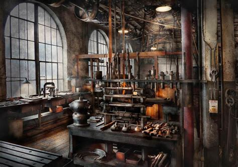 The Awesome Of Steampunk Decor Ideas