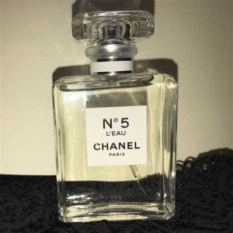 25 chanel other chanel no 5 l eau eau de toilette spray 50ml from s closet on