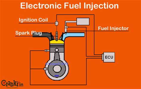 Electronic Fuel Injector Diagram by Diesel Electronic Fuel Injector Diagram Pictures To Pin On