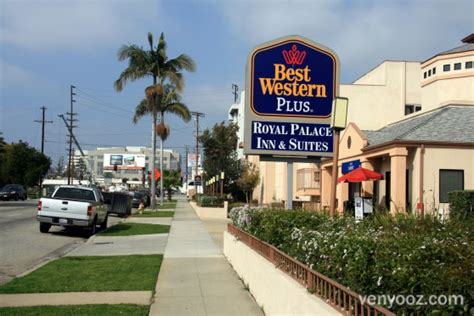Ls Plus La Los Angeles by Best Western Plus Royal Palace Inn Suites Los Angeles