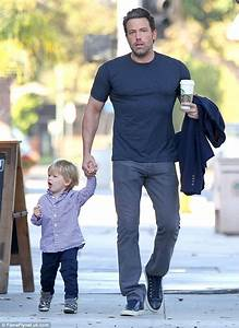 Ben Affleck bonds with son Samuel as he releases PSA to ...