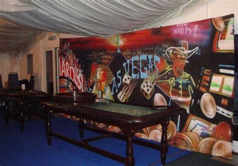 Casino Theme Parties  Hire Or Book Theme Nights Es