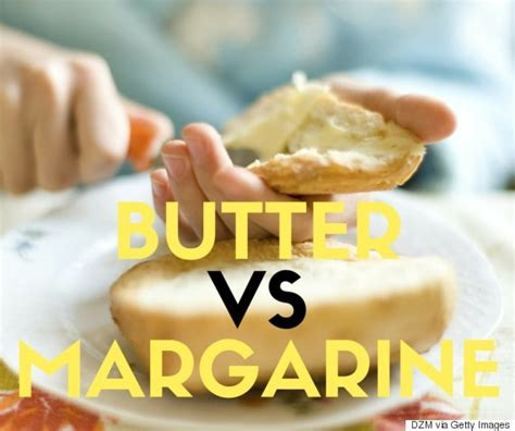 Butter Or Margarine Which Is Better For You Huffpost