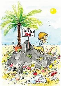 Everest By Liviu | Philosophy Cartoon | TOONPOOL