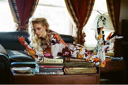 Freya Allan Wallpapers Photoshoot November Magazine Schoen