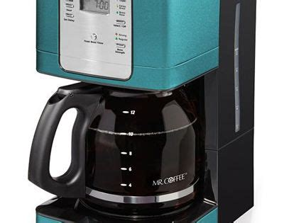 Adirchef ruby red grab n' go personal coffee maker with 15 oz travel mug. $49.99 from House of Turquoise: Mr. Coffee Turquoise Coffee Maker | Turquoise!!! | Pinterest ...