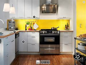 yellow kitchens With kitchen cabinet trends 2018 combined with metal american flag wall art
