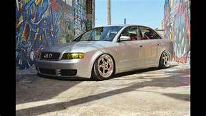 Bagged 2004 Audi S4  U0026quot Trap Queen U0026quot