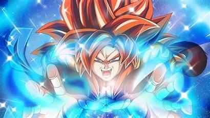 Dragon 4k Ball Super Saiyan Anime Gogeta