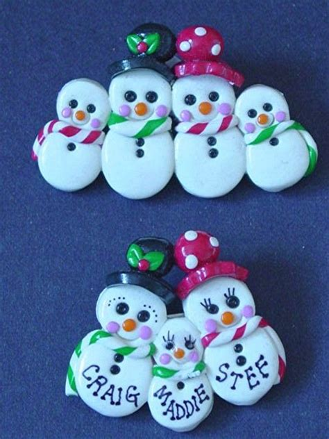 25 best ideas about polymer clay christmas on pinterest