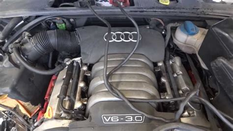 Engine For Sale, 2004 Audi A4 3.0l Motor With 88,129 Miles