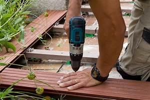 Installer Une Terrasse En Bois : poser une terrasse en bois la m thode des pros ~ Farleysfitness.com Idées de Décoration