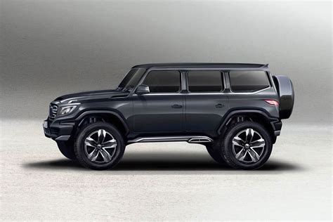 Ares Modena Renders 4pack Of 2019 Megabuck Suvs Rr Ghost