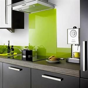 Kuchenruckwand aus glas der moderne fliesenspiegel sieht for Küche glaswand