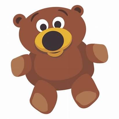 Teddy Bear Doll Cartoon Transparent Svg Vector
