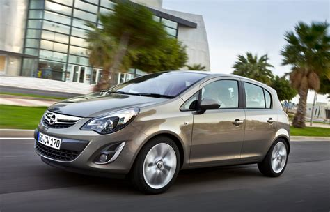 Opel Corsa 2012 by 2012 Opel Corsa Image Http Www Conceptcarz Images