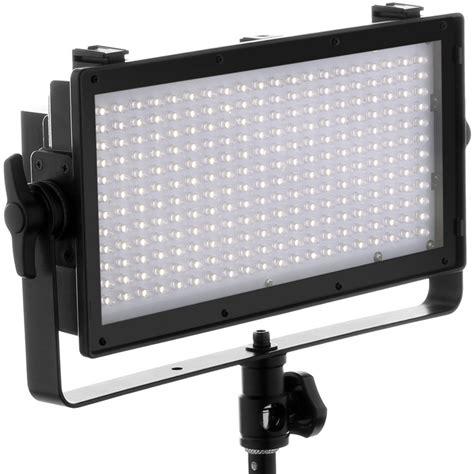 photography led lighting genaray spectroled essential 240 bi color led light sp e 240b