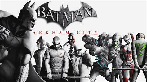 Batman Arkham City Wallpapers Hd Download