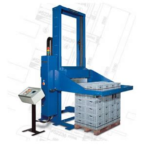pallet strapping machines goldpack