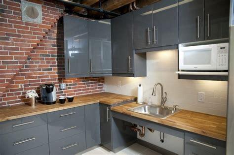 kitchen counter lighting ideas cuisine grise moderne astuces et id 233 es d 233 co pour la 2015 6633