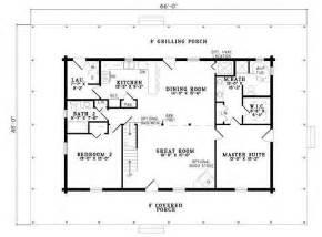 and bathroom house plans plan 110 00945 4 bedroom 3 bath log home plan