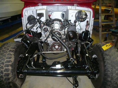 jeep wrangler   turbo ls engine swap depot