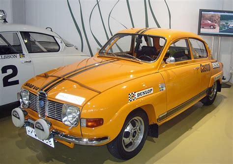 1977 Saab 96 V4 Rally Spec