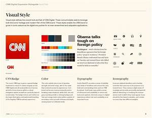 Cnn Brand Guide By Stewart Scott