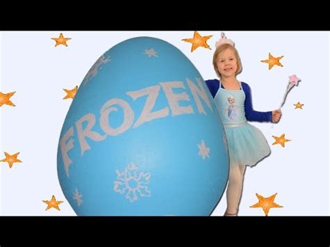 Surprise Disney Frozen # La Reine Des Neiges # Jouet El
