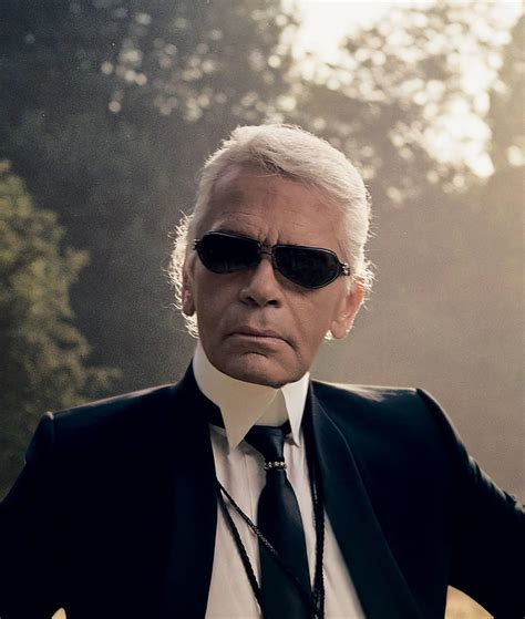 Karl Lagerfeld the most prolific designer has died in ...