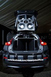 World Cars Xpro  New Nissan Juke Box Is Louder Than A