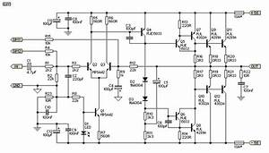 Ts Big Idea  500w Audio Amplifier Circuit Diagram