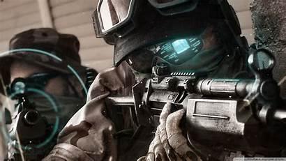 Soldier Ghost Recon Future Wallpoper Cool