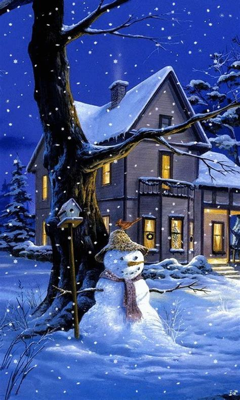 Free Animated Winter Wallpapers For Desktop - animated winter wallpaper 34 4k wallpapers