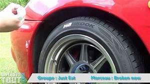 Pneu Flanc Blanc Voiture : lunaris2142 teste un stylo pour pneus youtube ~ Gottalentnigeria.com Avis de Voitures