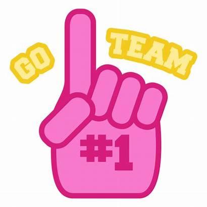 Team Cheerleading Equipo Porristas Letras Schriftzug Gehen