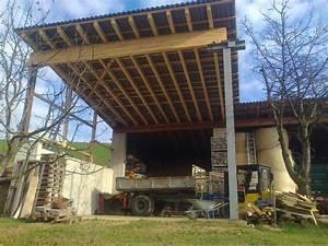 Holzhalle Selber Bauen : maschinenhalle dach ~ Lizthompson.info Haus und Dekorationen