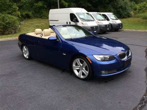 Sell Used 2007 Bmw 335i Convertible * Sport Package