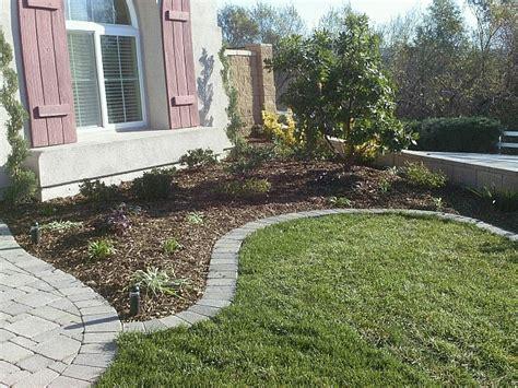 landscape paver brick pavers landscaping tips