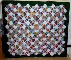 Free Hunter Star Quilt Pattern