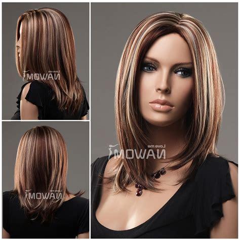 medium length styles for hair medium haircuts and highlights haircuts models ideas 4494