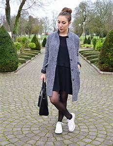 Tenue Blanche Homme : robe noire et baskets blanches top knot and tea cups ~ Melissatoandfro.com Idées de Décoration