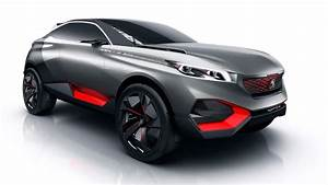 Peugeot Quartz Concept Could Hint At New French SUV