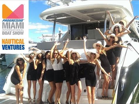 Miami International Boat Show Youtube by Miami International Boat Show 2016 Youtube