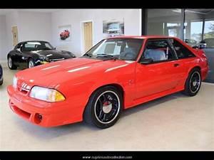 1993 Ford Mustang SVT Cobra R 5 Speed Manual 2-Door Hatchback for sale - Ford Mustang SVT Cobra ...