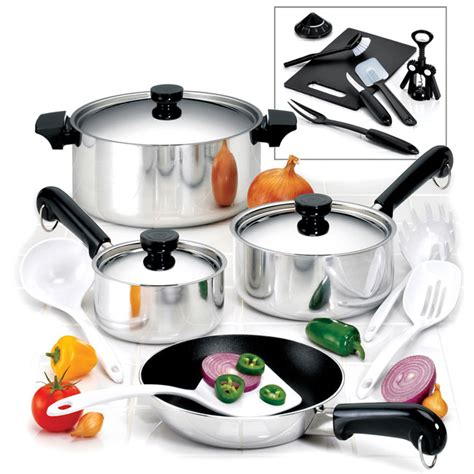 revere ware cookware reviews  pots  pans