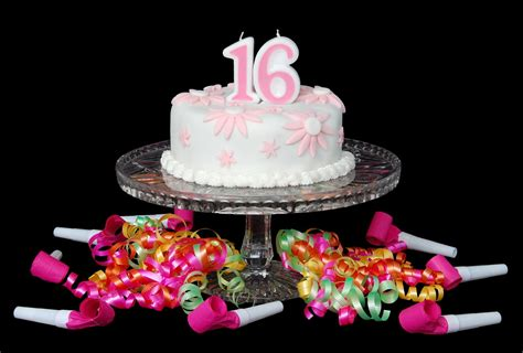 Tips for decorating baby's first birthday cake. Wonderful 16th Birthday Party Ideas All Girls Will Love - Birthday Frenzy
