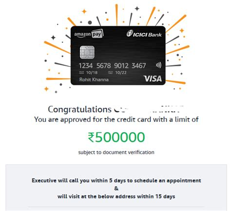 To start with, there's no joining and annual fee, something which many of you would want to have, won't you? Amazon Pay ICICI Bank Credit Card - Unlimited 5% cashback on Amazon.in