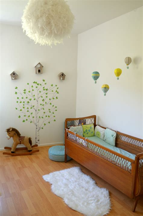décoration chambre bébé ikea déco chambre bébé la chambre nature et poétique de noah