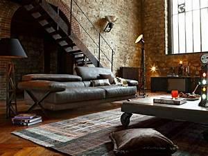 Canape roche bobois en 25 photos mobilier haute de gamme for Canapé design industriel